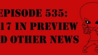"The Sci-Fi Christian – 1/11/17 ""Episode 535: 2017 in Preview and Other News"" featuring Matt Anderson and Ben De Bono […]"
