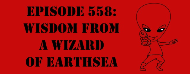 "The Sci-Fi Christian – 5/9/17 ""Episode 558: Wisdom from A Wizard of Earthsea"" featuring Matt Anderson and Ben De Bono […]"